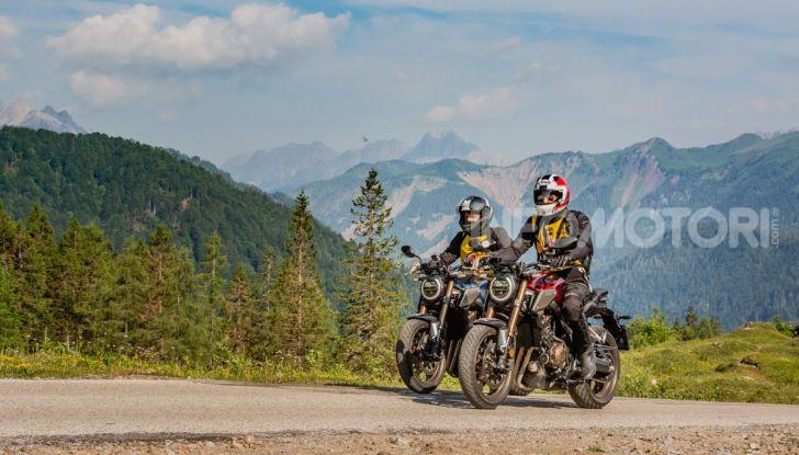 La nostra 20.000 Pieghe: un viaggio di passione con una Honda CB650R - Foto 25 di 31