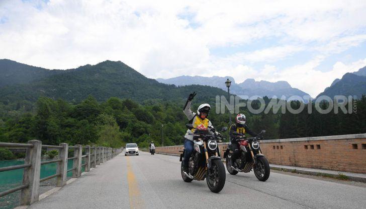 La nostra 20.000 Pieghe: un viaggio di passione con una Honda CB650R - Foto 30 di 31