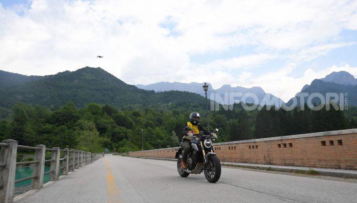 La nostra 20.000 Pieghe: un viaggio di passione con una Honda CB650R - Foto 31 di 31