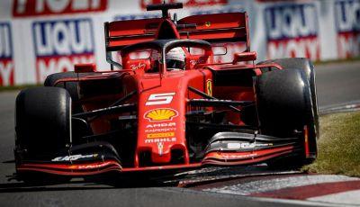 F1 2019: perchè Vettel è stato penalizzato in Canada?