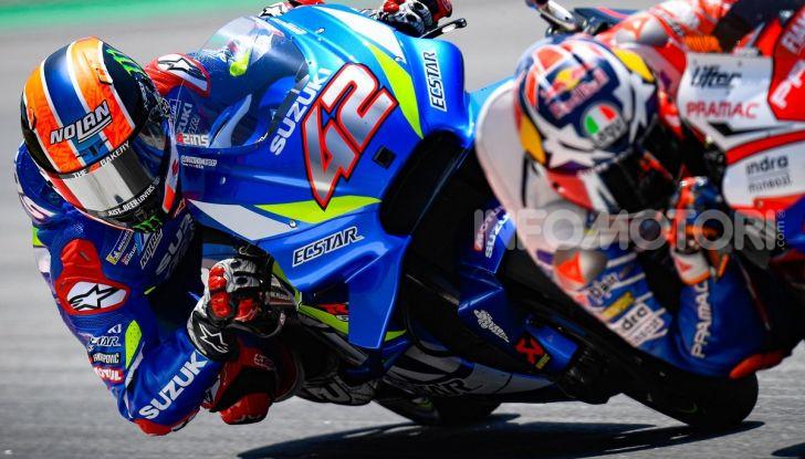 MotoGP 2019 GP di Spagna: Quartararo beffa Marquez e centra la pole a Barcellona, quinto Rossi davanti a Dovizioso - Foto 6 di 23