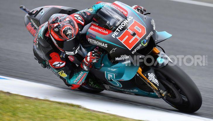 MotoGP 2019 GP di Spagna: Quartararo beffa Marquez e centra la pole a Barcellona, quinto Rossi davanti a Dovizioso - Foto 9 di 23
