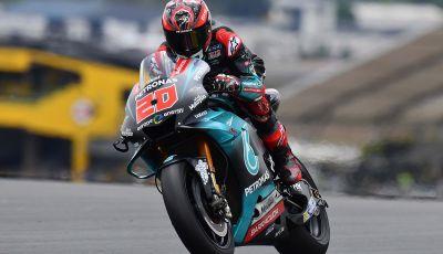 MotoGP 2019 GP di Spagna, Barcellona: Quartararo il più veloce nelle libere davanti a Dovizioso e Nakagami. Rossi settimo