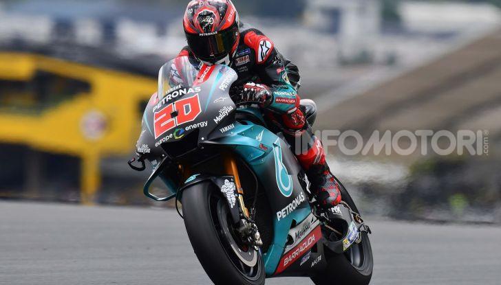 MotoGP 2019 GP di Spagna: Quartararo beffa Marquez e centra la pole a Barcellona, quinto Rossi davanti a Dovizioso - Foto 8 di 23