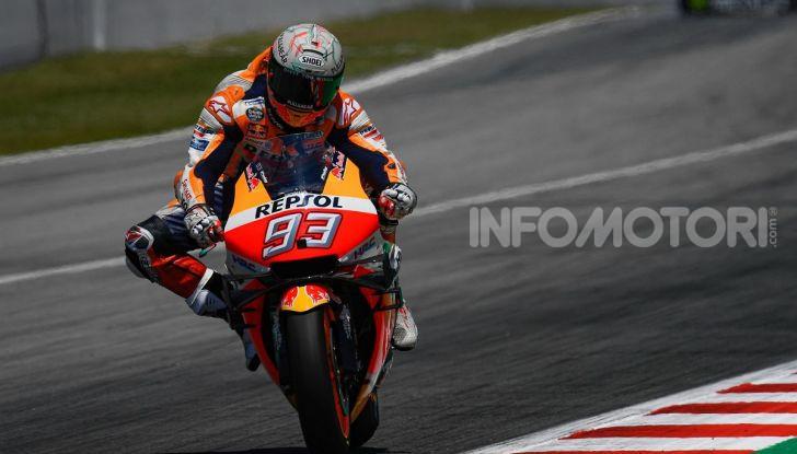 MotoGP 2019 GP di Spagna, Barcellona: Quartararo il più veloce nelle libere davanti a Dovizioso e Nakagami. Rossi settimo - Foto 5 di 23