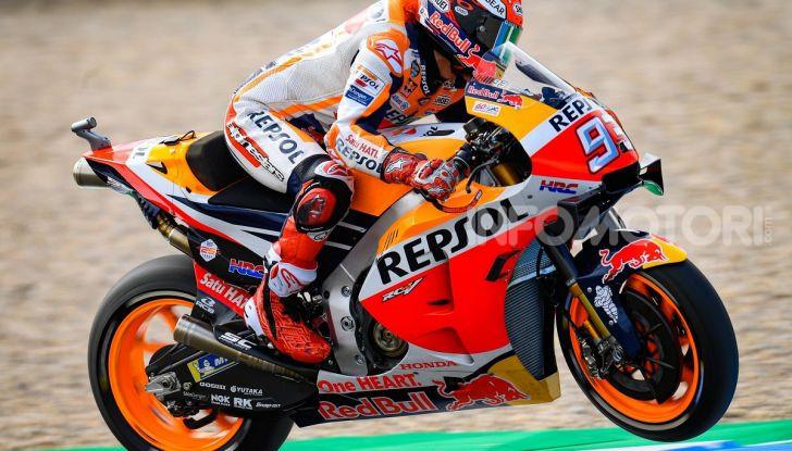 MotoGP 2019 GP d'Olanda, Assen: Vinales torna al successo con la Yamaha davanti a Marquez. Quarto Dovizioso, Rossi a terra - Foto 12 di 13
