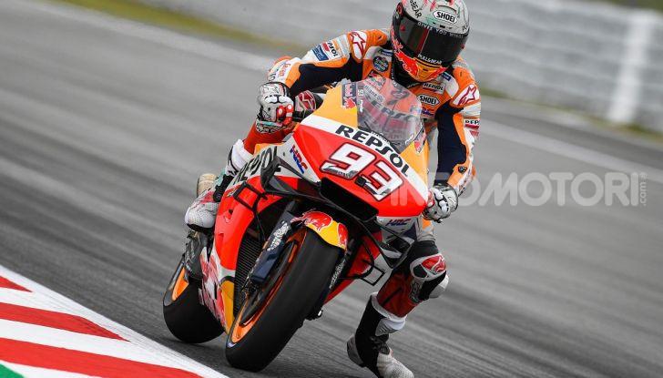 MotoGP 2019 GP di Spagna: Quartararo beffa Marquez e centra la pole a Barcellona, quinto Rossi davanti a Dovizioso - Foto 20 di 23