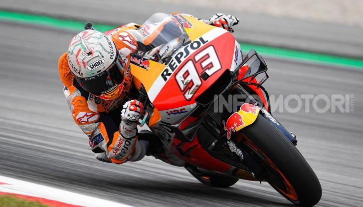 MotoGP 2019 GP di Spagna: Quartararo beffa Marquez e centra la pole a Barcellona, quinto Rossi davanti a Dovizioso - Foto 21 di 23
