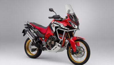 Tutte le novità moto Honda per il 2020