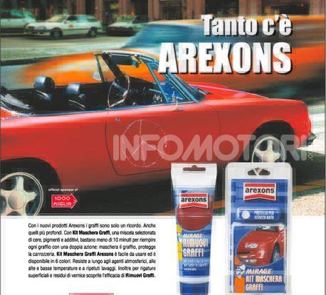 Arexons per un'auto bella e sicura - Foto 2 di 7