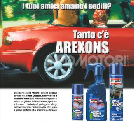 Arexons per un'auto bella e sicura - Foto 3 di 7