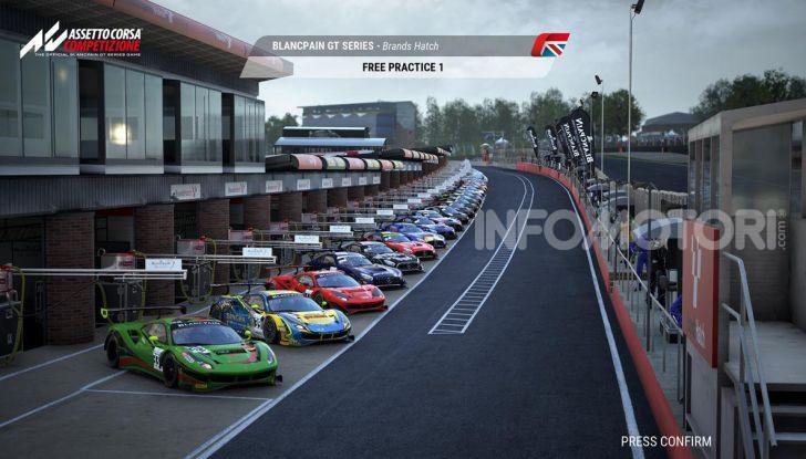Assetto Corsa Competizione, il simulatore definitivo sbarca su Steam - Foto 3 di 15