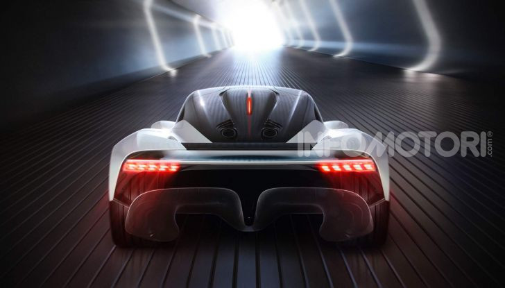 Aston Martin Valhalla, la hypercar del futuro - Foto 2 di 9