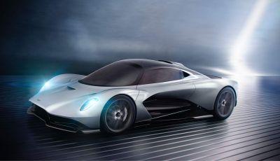 Aston Martin Valhalla, la hypercar del futuro
