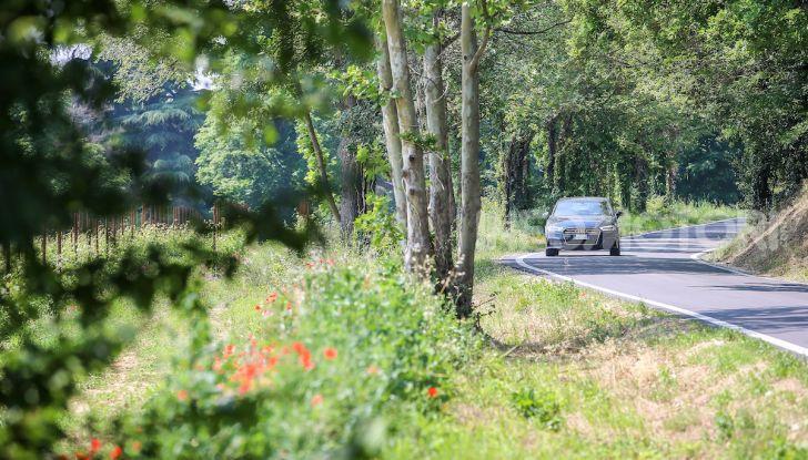 Prova nuova Audi A3 Sportback g-tron 2019: premium a metano! - Foto 3 di 22
