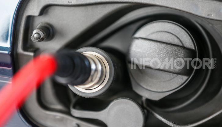 Prova nuova Audi A3 Sportback g-tron 2019: premium a metano! - Foto 18 di 22