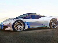 BMW i9: la nuova supercar 100% elettrica