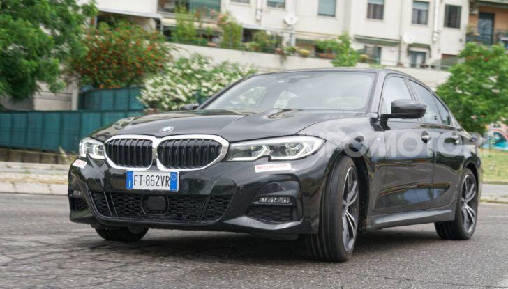 [VIDEO] Prova nuova BMW Serie 3 320d 2019: tutti i segreti della nuova G20 - Foto 2 di 54