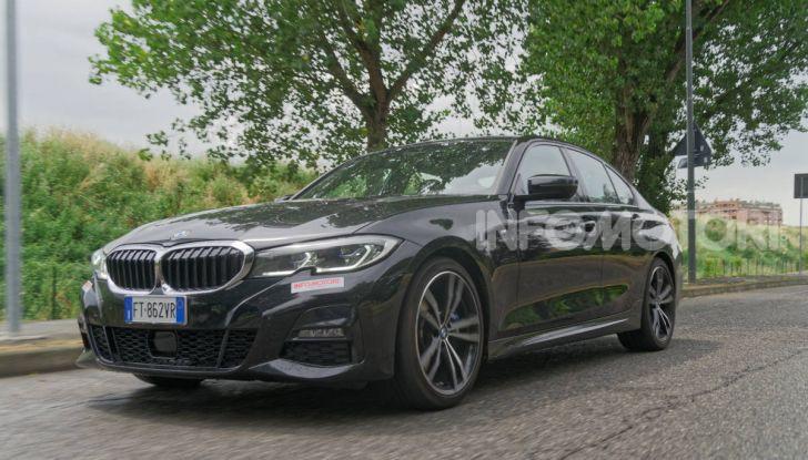 [VIDEO] Prova nuova BMW Serie 3 320d 2019: tutti i segreti della nuova G20 - Foto 3 di 54