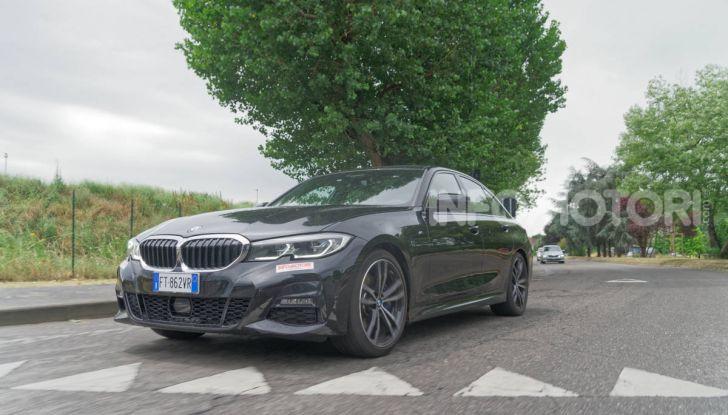 [VIDEO] Prova nuova BMW Serie 3 320d 2019: tutti i segreti della nuova G20 - Foto 4 di 54