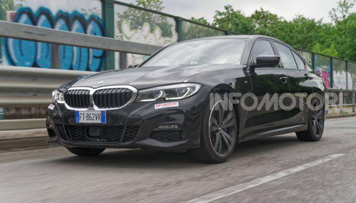 [VIDEO] Prova nuova BMW Serie 3 320d 2019: tutti i segreti della nuova G20 - Foto 5 di 54
