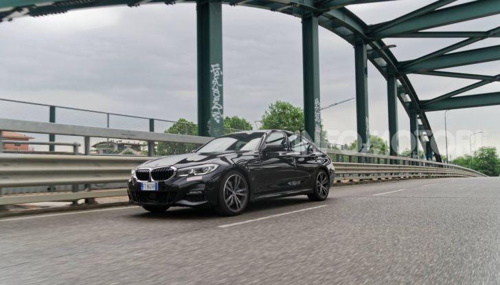 [VIDEO] Prova nuova BMW Serie 3 320d 2019: tutti i segreti della nuova G20 - Foto 6 di 54