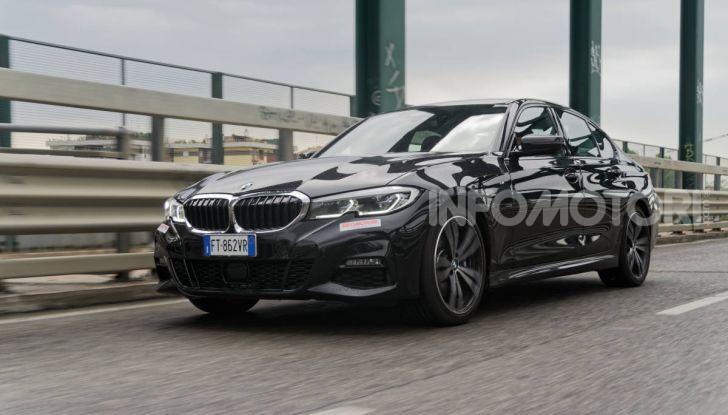 [VIDEO] Prova nuova BMW Serie 3 320d 2019: tutti i segreti della nuova G20 - Foto 1 di 54