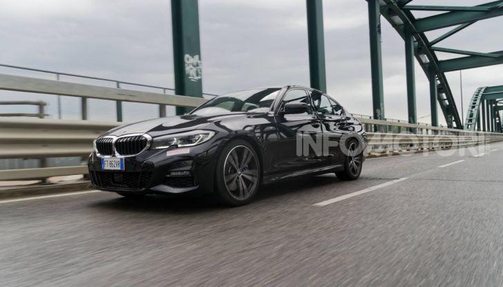 [VIDEO] Prova nuova BMW Serie 3 320d 2019: tutti i segreti della nuova G20 - Foto 7 di 54