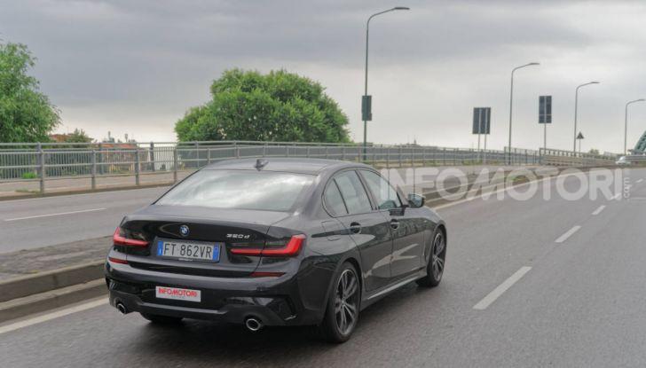 [VIDEO] Prova nuova BMW Serie 3 320d 2019: tutti i segreti della nuova G20 - Foto 8 di 54