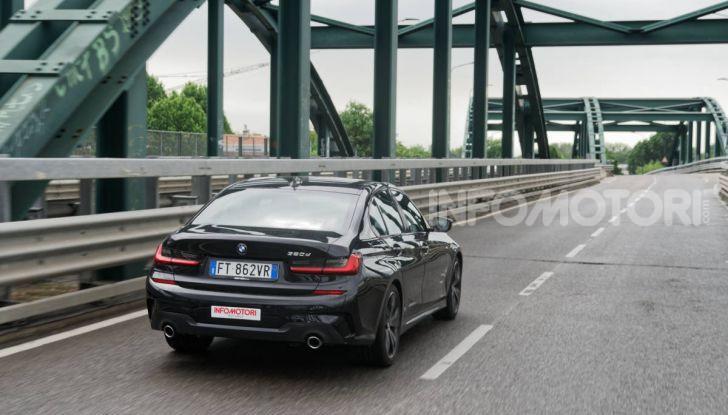 [VIDEO] Prova nuova BMW Serie 3 320d 2019: tutti i segreti della nuova G20 - Foto 12 di 54