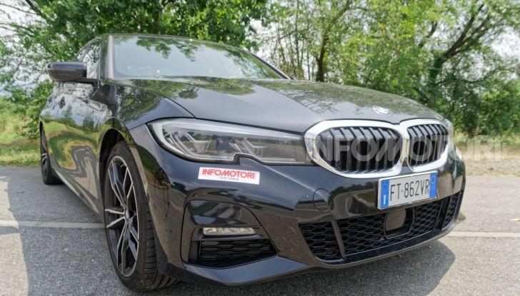 [VIDEO] Prova nuova BMW Serie 3 320d 2019: tutti i segreti della nuova G20 - Foto 15 di 54