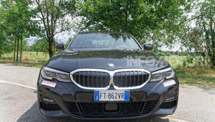 [VIDEO] Prova nuova BMW Serie 3 320d 2019: tutti i segreti della nuova G20 - Foto 16 di 54