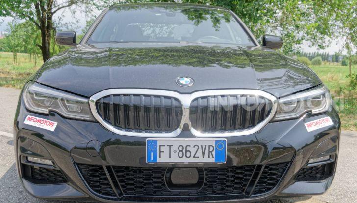 [VIDEO] Prova nuova BMW Serie 3 320d 2019: tutti i segreti della nuova G20 - Foto 17 di 54