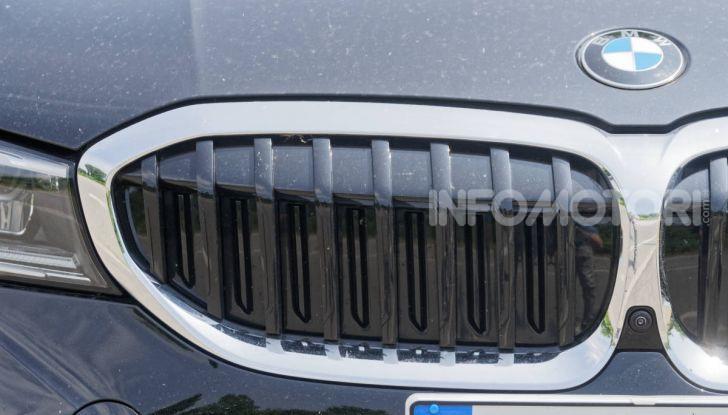 [VIDEO] Prova nuova BMW Serie 3 320d 2019: tutti i segreti della nuova G20 - Foto 18 di 54