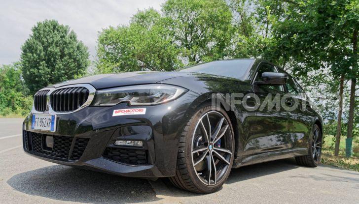 [VIDEO] Prova nuova BMW Serie 3 320d 2019: tutti i segreti della nuova G20 - Foto 20 di 54