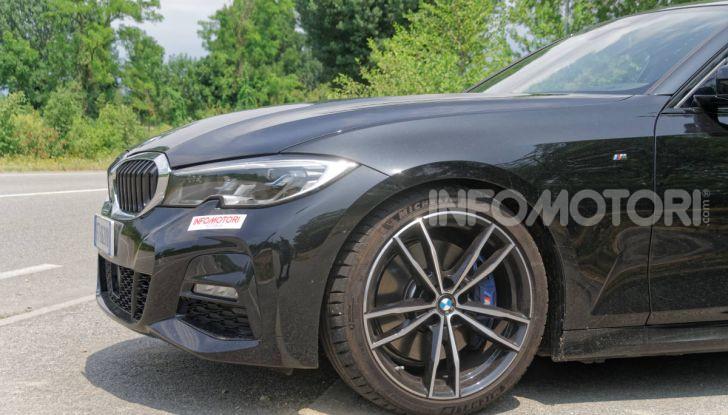[VIDEO] Prova nuova BMW Serie 3 320d 2019: tutti i segreti della nuova G20 - Foto 21 di 54