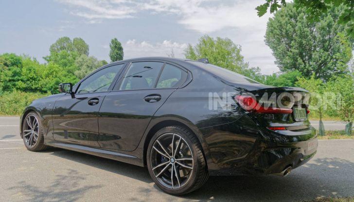 [VIDEO] Prova nuova BMW Serie 3 320d 2019: tutti i segreti della nuova G20 - Foto 22 di 54