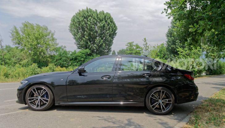 [VIDEO] Prova nuova BMW Serie 3 320d 2019: tutti i segreti della nuova G20 - Foto 23 di 54