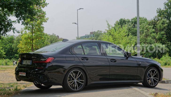 [VIDEO] Prova nuova BMW Serie 3 320d 2019: tutti i segreti della nuova G20 - Foto 24 di 54