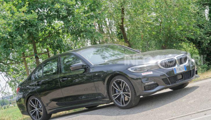 [VIDEO] Prova nuova BMW Serie 3 320d 2019: tutti i segreti della nuova G20 - Foto 25 di 54