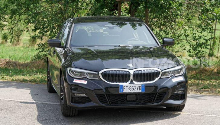 [VIDEO] Prova nuova BMW Serie 3 320d 2019: tutti i segreti della nuova G20 - Foto 26 di 54