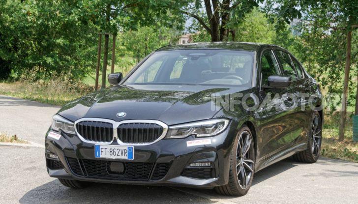 [VIDEO] Prova nuova BMW Serie 3 320d 2019: tutti i segreti della nuova G20 - Foto 27 di 54