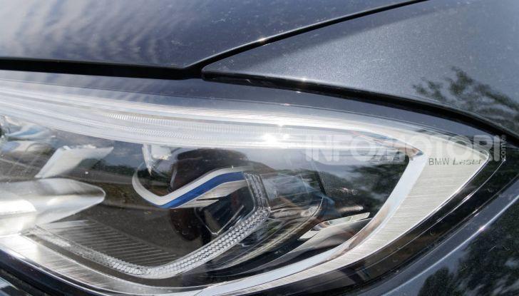 [VIDEO] Prova nuova BMW Serie 3 320d 2019: tutti i segreti della nuova G20 - Foto 28 di 54