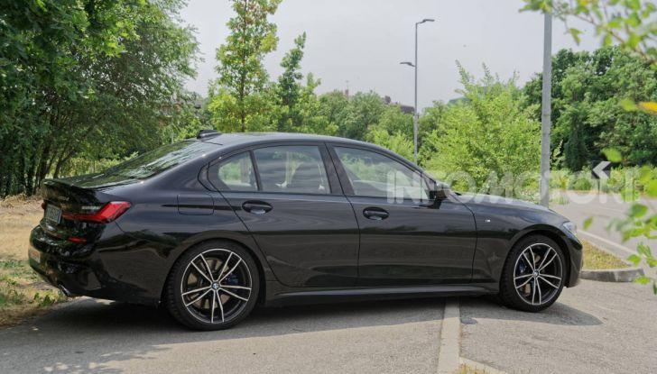 [VIDEO] Prova nuova BMW Serie 3 320d 2019: tutti i segreti della nuova G20 - Foto 29 di 54