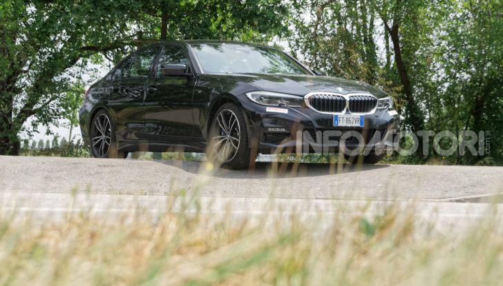 [VIDEO] Prova nuova BMW Serie 3 320d 2019: tutti i segreti della nuova G20 - Foto 30 di 54