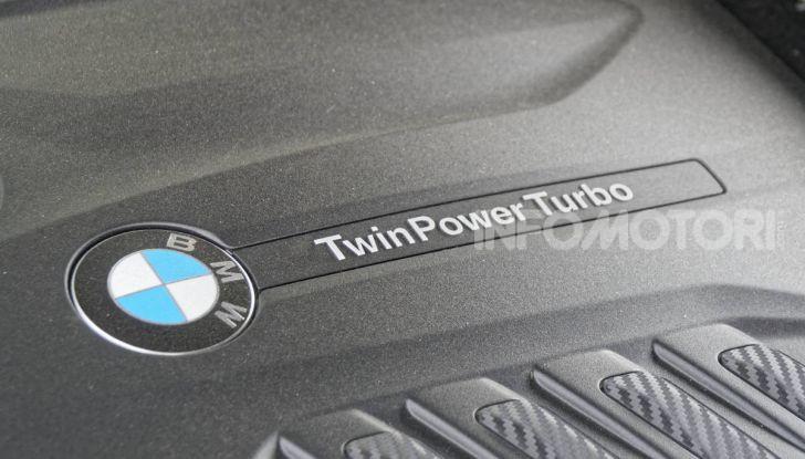 [VIDEO] Prova nuova BMW Serie 3 320d 2019: tutti i segreti della nuova G20 - Foto 32 di 54
