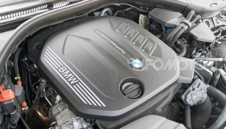 [VIDEO] Prova nuova BMW Serie 3 320d 2019: tutti i segreti della nuova G20 - Foto 33 di 54