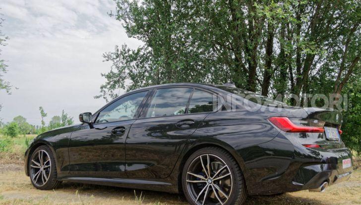 [VIDEO] Prova nuova BMW Serie 3 320d 2019: tutti i segreti della nuova G20 - Foto 34 di 54