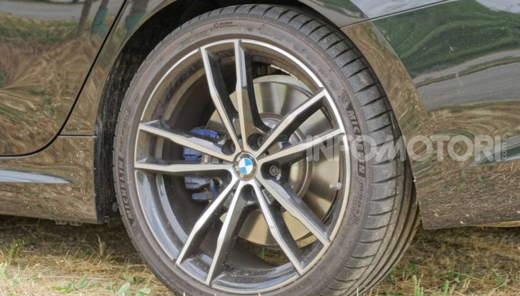 [VIDEO] Prova nuova BMW Serie 3 320d 2019: tutti i segreti della nuova G20 - Foto 35 di 54