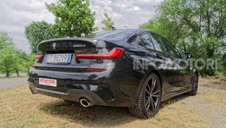 [VIDEO] Prova nuova BMW Serie 3 320d 2019: tutti i segreti della nuova G20 - Foto 39 di 54